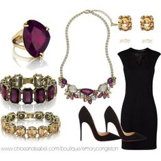 LBD, Holiday edition.. Holiday parties are just around the corner, spice up your lbd with some beautiful jewels from Chloe and Isabel! Visit my boutique to shop all of our collections www.chloeandisabel.com/boutique/emorycongleton