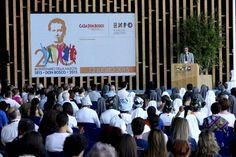 """At #Expo Milano 2015 celebrations of the """"Don Bosco Day"""""""