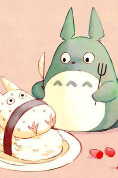 [Background] My Neighbor Totoro