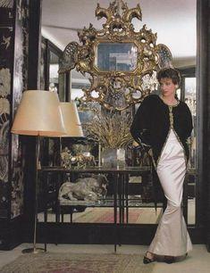 1980's Chanel, Vogue Paris
