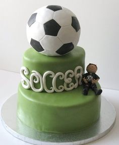 soccer cake | new soccer cake for your birthday party