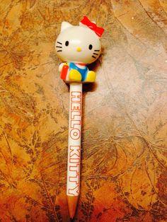 1976 hello kitty pencil