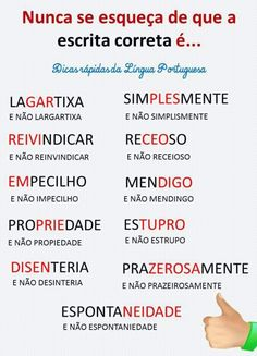 Build Your Brazilian Portuguese Vocabulary Portuguese Grammar, Portuguese Lessons, Portuguese Language, Learn Brazilian Portuguese, Exam Study, Learn A New Language, Studyblr, School Hacks, Student Life
