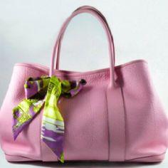 Hermes in Bubblegum Pink
