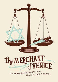 revenge in the merchant of venice