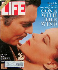 SHIPPED IN A BOX - Life Magazine September 1991 - Gone With The Wind