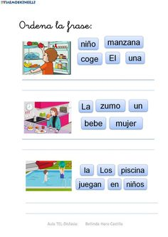 Catalan Language, Spanish Class, Worksheets For Kids, Homeschool, Classroom, Teacher, Activities, Writing, Education