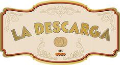 Image result for la descarga logo