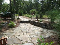 #1 stone for patio | Patio Bluestone photo JPviewfromhorseshoeafter1.jpg