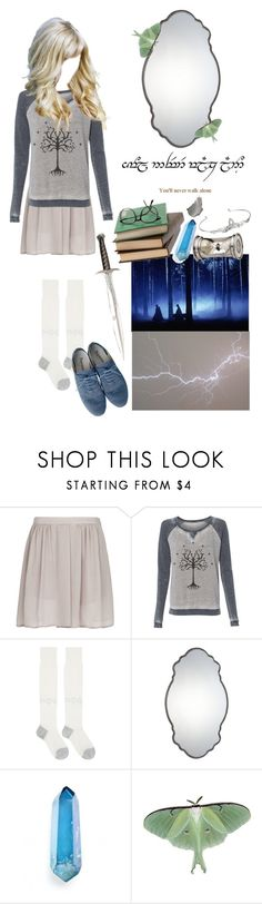 """""""you'll never walk alone"""" by snowinoctober ❤ liked on Polyvore featuring MANGO, Maison Margiela, Repetto, TIARA and vintage"""