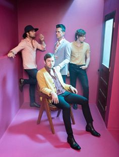 Kings of Leon Announce New Album, _WALLS_