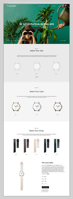 Website Design on Designspiration