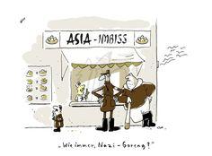 SPAM Cartoons Deutscher Karikaturenpreis 2015 - SPIEGEL ONLINE - Spam