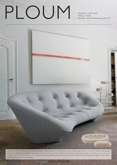 #ploum #ligneroset #ligne #roset #ronan #erwan #bouroullec #sofas #sofa #sofa3 #heidelberg #germany #kurfürstenanlage 3 #www.sofa3.de #info@sofa3.de #+49(0)622121001