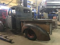 1941 chevy rat rod truck