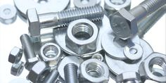 Select from a variety of fasteners to complete any job.