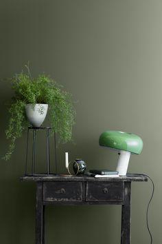 〚 Interior color trends: Rhythms of Life collection by Jotun 〛 ◾ Photos ◾Ideas◾ Design Interior Paint Schemes, Decor, House Interior, Beautiful Interiors, Interior Trend, Interior Inspiration, Interior Design Inspiration, Colorful Interiors, Green Interiors