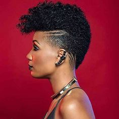 14 Dope Undercut Designs To Try Today - Lisa a la mode
