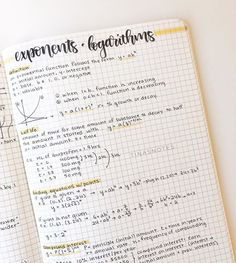 Discover recipes, home ideas, style inspiration and other ideas to try. School Organization Notes, Study Organization, Math Notes, Class Notes, Bullet Journal Notes, Bullet Journal Ideas Pages, Pretty Notes, Good Notes, College Notes