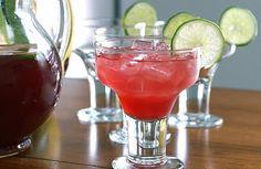 pomegranate margarita...hopefully like Rosa Mexicanas