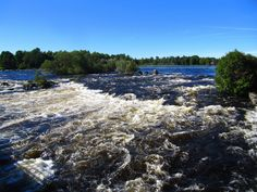 Dalälven river, Gysinge, Sweden