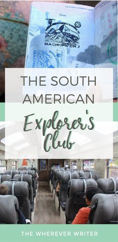 If you're going to South America, you NEED to know about this club! Click to read more! South America Travel Tips
