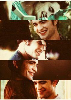 a fanatic of twilight :) Edward's Smile.  una fanatica de crepusculo