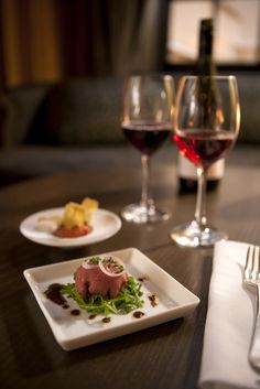 Enjoy the magnificant High Wine at The Dylan Amsterdam
