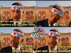 Este meme me define(? Bts Memes Hilarious, Exo Memes, Chanyeol, Nct, Bts And Exo, Fake Love, Kpop, Korean Music, Chanbaek