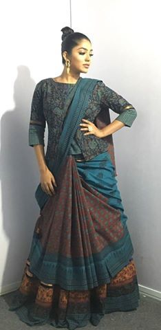 Rima Kallingal wears one of our designs with elan. Again! This time it's at the…