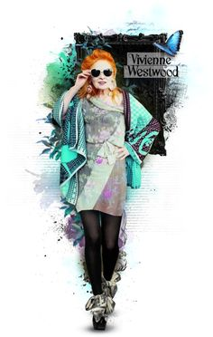 """""""Vivienne Westwood"""" by medamisra on Polyvore.... Wow amazing."""