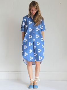 Apiece Apart Leandro Shirtdress