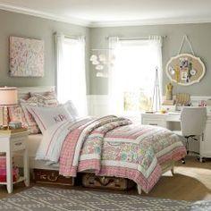 Girls Bedroom Furniture & Girls Room Ideas | PBteen
