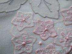 MARGHAB Beautiful Placemats Hortensia Hydrangea Vintage Madeira (5 Avail) www.Vintageblessings.com
