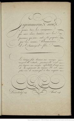 Calligraphy Letters Design, Copperplate Calligraphy, Calligraphy Fonts, Lettering Guide, Hand Lettering Art, Lettering Design, Embroidery Works, Letter Art, Paris