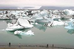 Chilly Iceland!