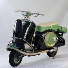 1957 Triumph Tessy scooter