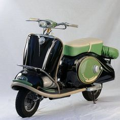 1957 Triumph Tessy scooter