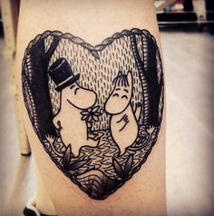 Too cute - tattoo