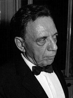 Victor Gruen (1903-1980)  Architect, immigrated 1938  Architekt, eingewandert 1938  (ÖNB/FO400119/01)