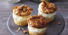 Zugegeben, diese Muffins machen ein wenig Arbeit. Dafür bleibt aber auch kein Krümel auf dem Kuchenteller, und man kann sich fast den Abwasch sparen … (Bake Cupcakes Cups)