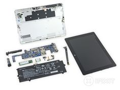 Hats Off to HP's Repairable Tablet