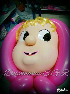 #dolcemania #palloncini #puglia #sangiovannirotondo #balloons #balloon #foggia #gargano #italia #italy #masha #mashaandthebear #mashaeorso #ballooninsideaballoon #dolcemaniasangiovannirotondo #idea #modelling #compleanno #festa #party #fuxia