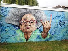 Grandma Rock's!  Jada roams   è il nominativo di provenienza