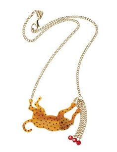 Not sure if we're more obsessed with the adorable leopard or her glamorous Swarovski crystal accents!