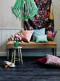 Interior Design, boho, Home Decor