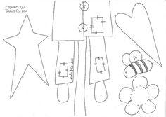 Mr Espanti Bird, by Zulu and Co bas Applique Templates, Applique Patterns, Applique Quilts, Cross Stitch Patterns, Quilt Patterns, Patchwork Quilting, Zulu, Mini Quilts, Log Cabin Patchwork