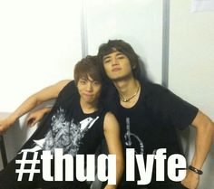 Jonghyun and Minho #Today
