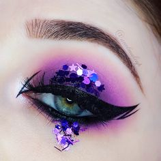 Ariel Make Up ~ Make Up & Beauty with a Princess Touch: ♕ Make Up Look ~ Purple Rain ♕{Feat. Freedomination Collection}