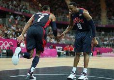 Summer Olympics 2012 basketball: Team USA runs over Tunisia  Russell Westbrook
